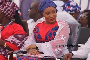 NPP Conference: Samira Bawumia steals show with her unique sense of fashion