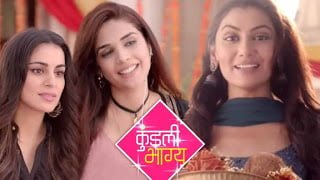 Kumkum and Kundali Bhagya Update on Wednesday 3rd December 2017