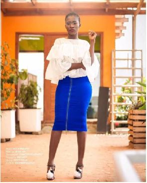 Fella Makafui 'confuses' her social media fans with latest photos