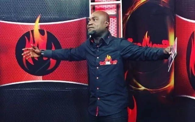 Songo no longer presenter for 'Fire for Fire' after her 'opened' fire on Kwesi Nyantakyi