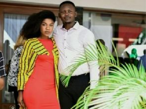 Stonebwoy's manager set to marry Becca as they stun in pre-wedding photos