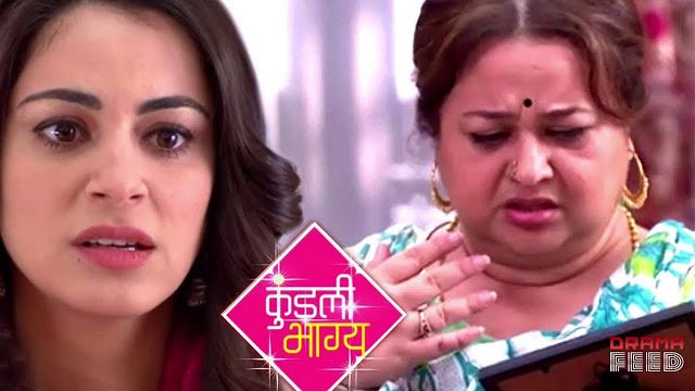 Kundali Bhagya Episode 86 Update on Friday 30th March 2018- Karan asks Preeta not to do this Roka