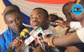 Jubilee House gave me money to campaign – Newly elected NPP Greater Accra Chair