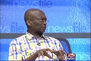 VIDEO: I feel sorry for persons in Anas' Number 12 exposé – Kweku Baako