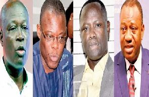 VIDEO: Double pay scandal: Ex-Ministers exposed