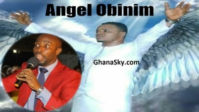 Angel Obinim transfigured to Eagle with iron wings to kill Prophet Kofi Amponsah