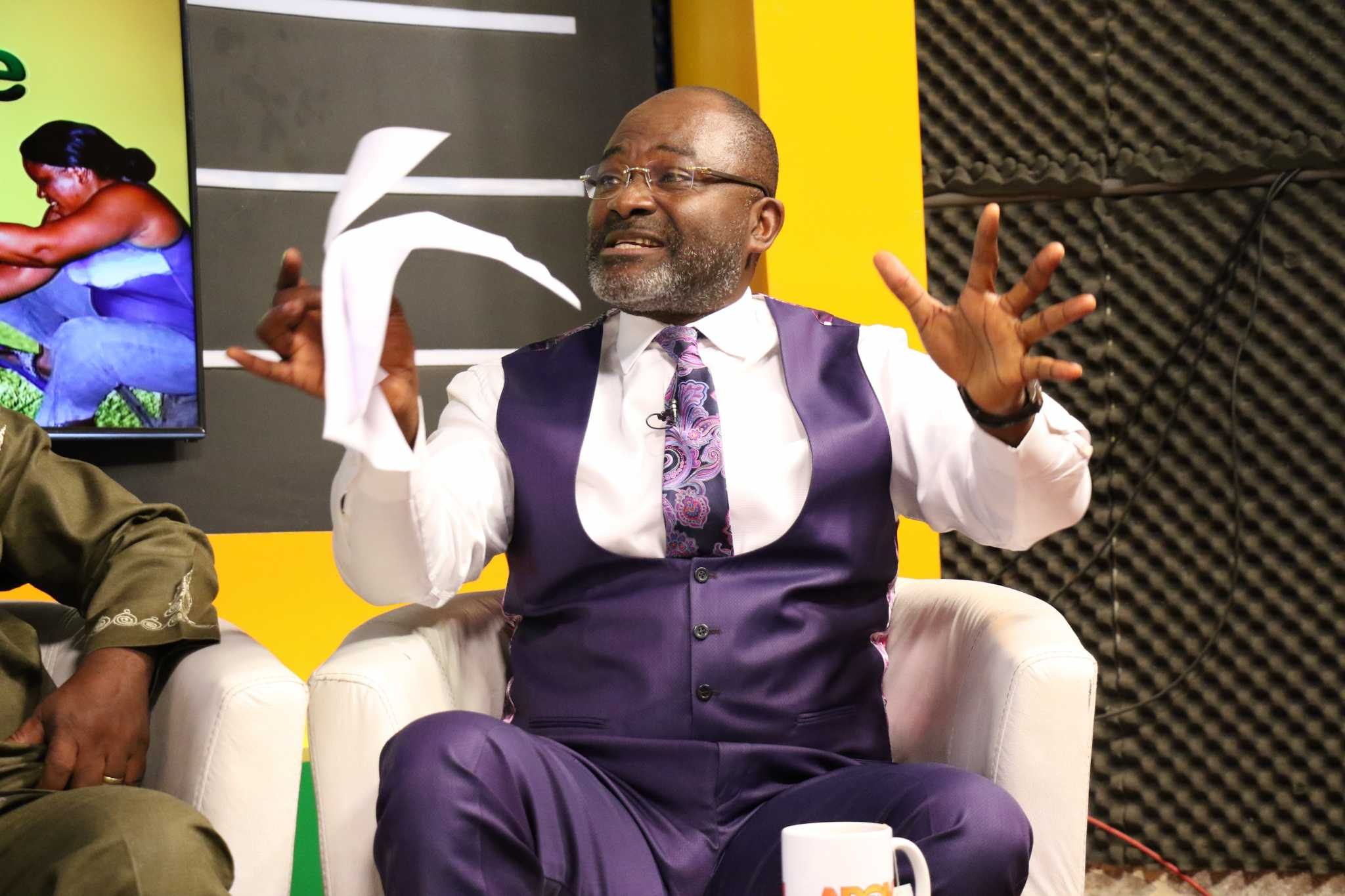 HOT VIDEO: Ken Agyapong exposes Anas' modes of operation