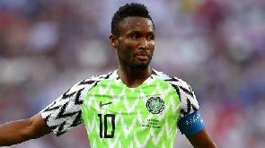 Nigeria captain Mikel slams Croatia decision to rest star players