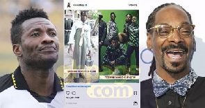 Snoop Dogg shades Ghana for failing to qualify for the World Cup