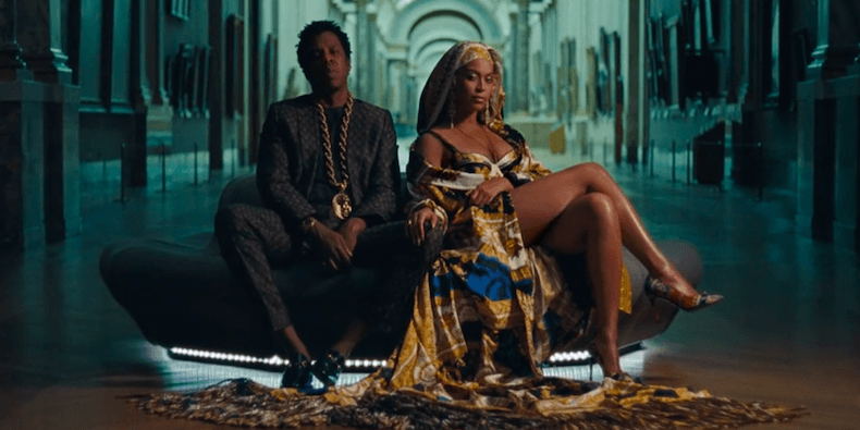 Jay-Z & Beyonce Fire Multiple Shots At Kanye West, Drake And Kim K Was Called A 'Thot' In Their New Joint Album 'Everything Is Love'