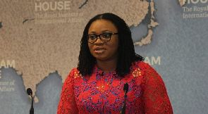 Charlotte Osei breached procurement laws in award of contracts – Committee