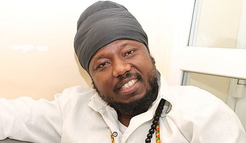 VIDEO: Blakk Rasta 'punches' Kennedy Agyapong over attempts to unmask Anas