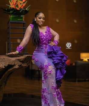 Moesha Bodoung replies Obuobia for saying she performed poorly as red carpet host