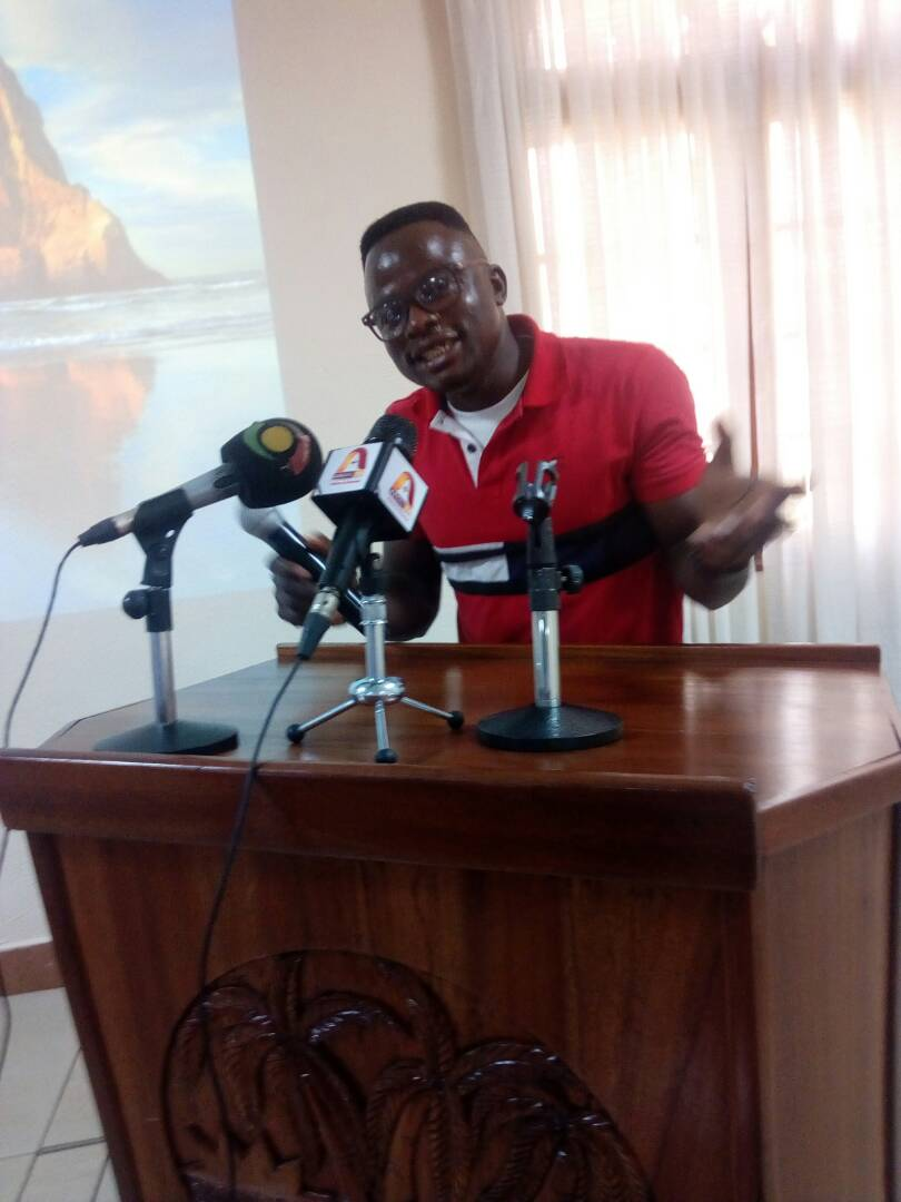 I have finally decided to contest the regional youth organizer portfolio of ppp for B/A region – Frank Alhassan