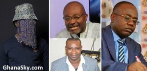 Tell Kennedy Agyapong and Chairman Wontumi to read their Bible About temptation and testing, that is the onlyTell Kennedy Agyapong and Chairman Wontumi to read their Bible About temptation and testing, that is the only way to determine trustworthy, Too much hedonism in Ghana Politics. way to determine trustworthy, Too much hedonism in Ghana Politics.