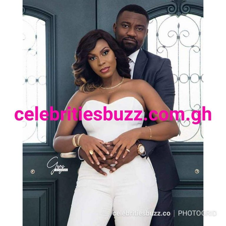 John Dumelo and wife, Mawunya goes on honeymoon at a very expensive place (video)