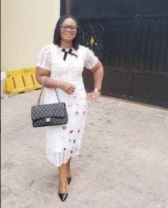 Shoot Me With All Your Arsenals, Still, I WILL RISE- 'Charlotte Osei To Her 'Detractors'