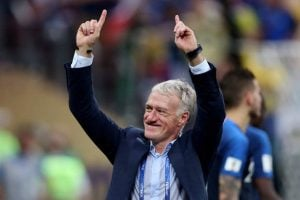 France boss Didier Deschamps makes history with World Cup final victory over Croatia