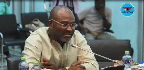 Parliament 'frees' Kennedy Agyapong
