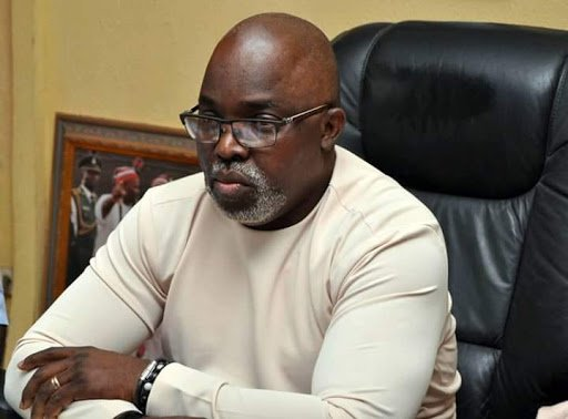 Just in: President Buhari Orders Amaju Pinnick Back To NFF, Chris Giwa Out