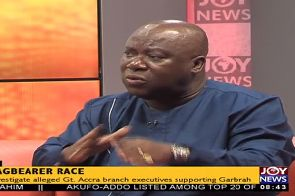 Pro-Spio Garbrah group has breached NDC General Secretary directives – Ade Coker