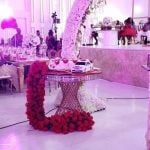 Rev Obofour throws lavish birthday party for his wife
