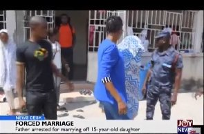 Father arrested for marrying off 15-year-old daughter