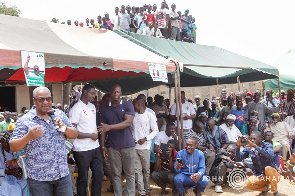 Where are the factories and dams?' Mahama asks Akufo-Addo