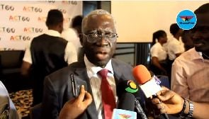Osafo-Maafo justifies the appointment of his sons to top government positions