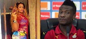 I need protection – Asamoah Gyan's alleged 'lover' cries