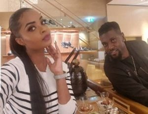 Big Brother Star Confirms Relationship With Adebayor