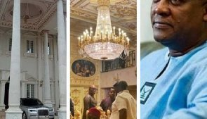 Real owner of Mahama's alleged Dubai mansion pops up