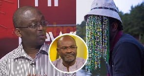Some NPP members will lick the 'faeces' of Kweku Baako – Kennedy Agyapong