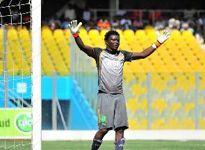 CAF name Bonsu as best keeper in the CAF Confederations Cup Group Stage