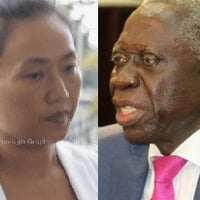 Osafo Maafo justifies why galamsey Queen Aisha Huang was 'freed'