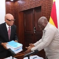 Leakage of Short Commission report irresponsible – Akufo-Addo