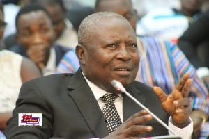 Those persuading me to resign are 'corrupt' – Martin Amidu snarls