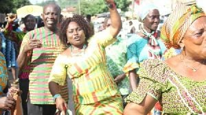 2020: I'll publicly strip naked – Female NDC parliamentary aspirant threatens