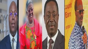 Duffuor, Nduom, Afenyi-Dadzie, Dzani, others lose their Financial Companies in BoG cleanup