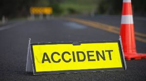 5 die in gory accident involving multiple cars in Nsawam