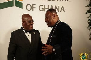 Evil spirits preventing Ghana's Presidents from governing well – Duncan-Williams