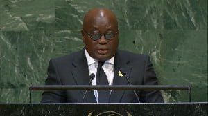 Akufo-Addo's full speech at the UN General Assembly