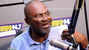 We are sweating because of Atta Akyea – Kennedy Agyapong confesses