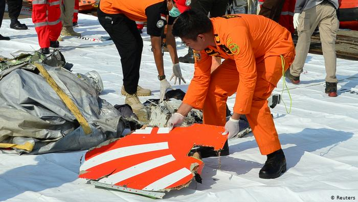 Lion Air: Indonesia says 'design flaws' contributed to crash
