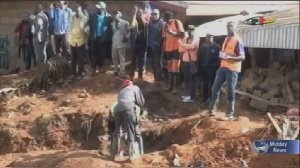 Cameroon: dozens killed, 34 missing in deadly landslide