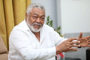 I was nearly buried alive after handing over power to Limann – Rawlings