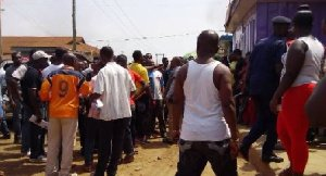 Angry youth attack prostitutes after colleague's demise at brothel