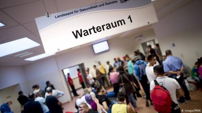 Germany: Welfare claims from asylum seekers drop sharply
