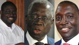 My 'highly qualified' sons topped SSNIT, NCA interviews – Osafo Maafo justifies his sons' jobs