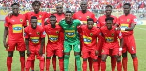 CAF Confed Cup: Kotoko confident of qualification tomorrow
